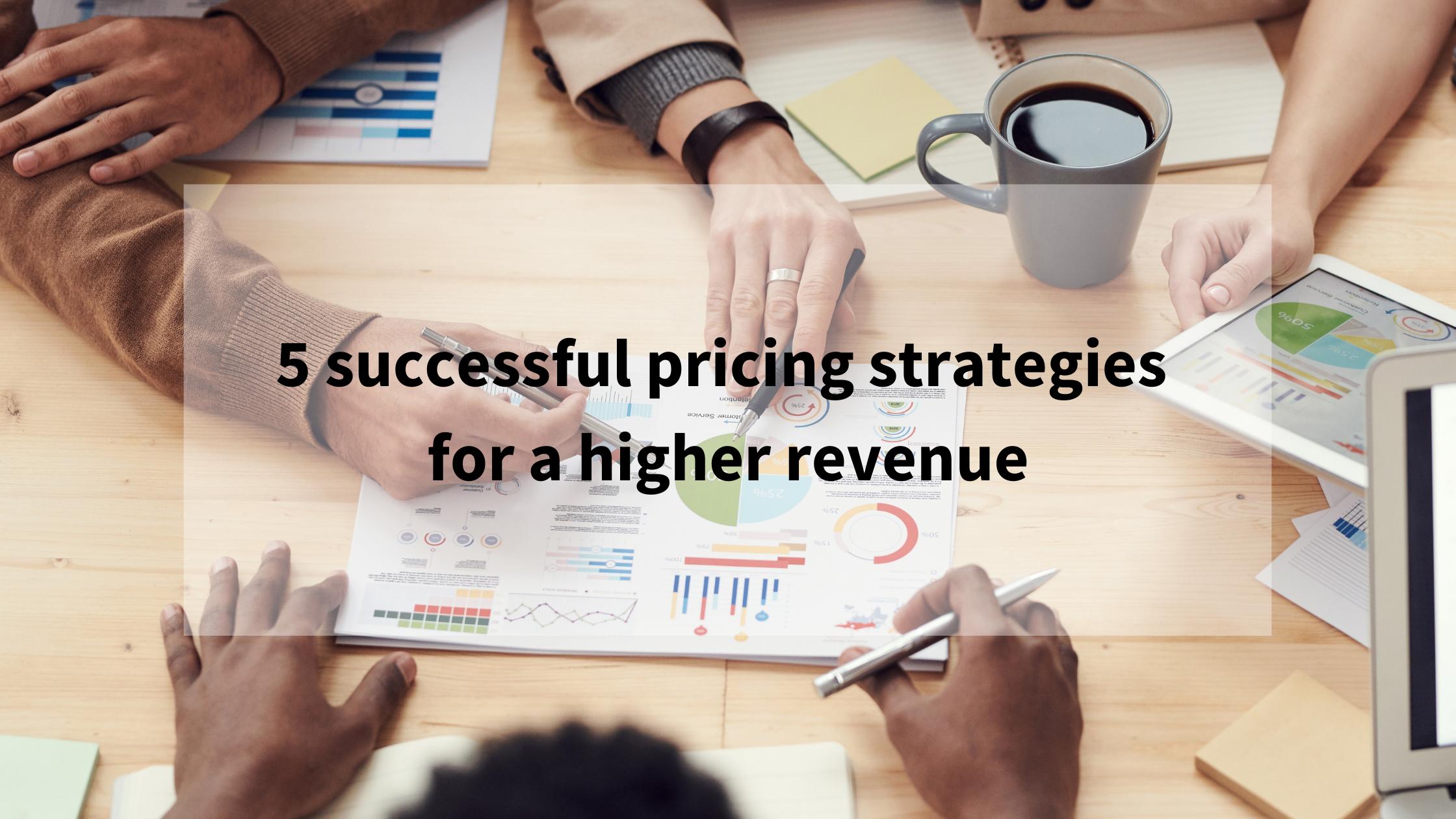 successful pricing strategies