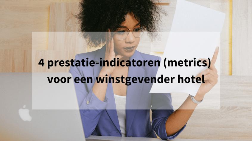 Prestatie-indicatoren metrics