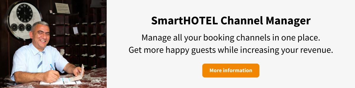Channel Manager SmartHOTEL