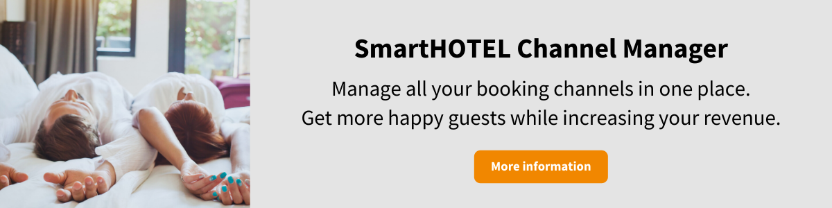 SmartHOTEL Channel Manager