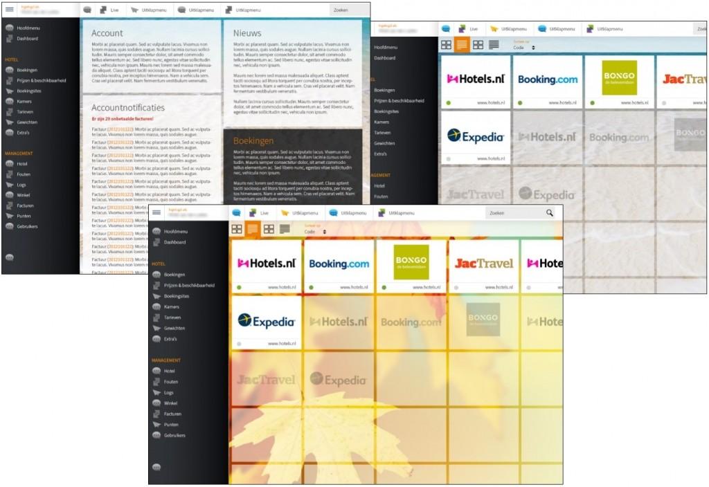 Extranet designs