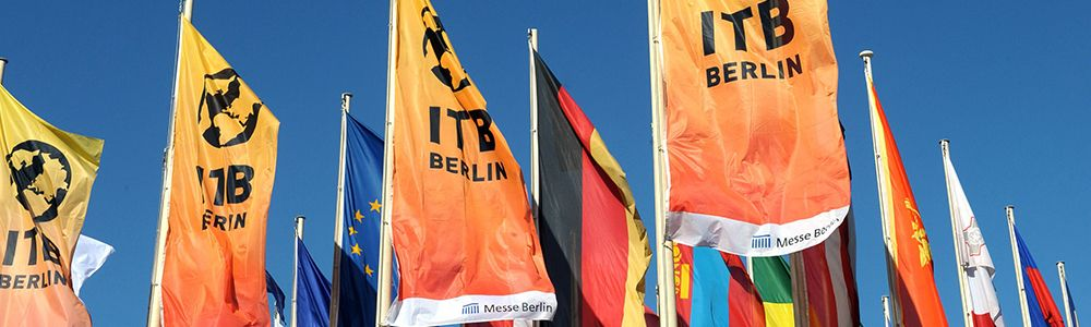 ITB Berlin 2017 Flags