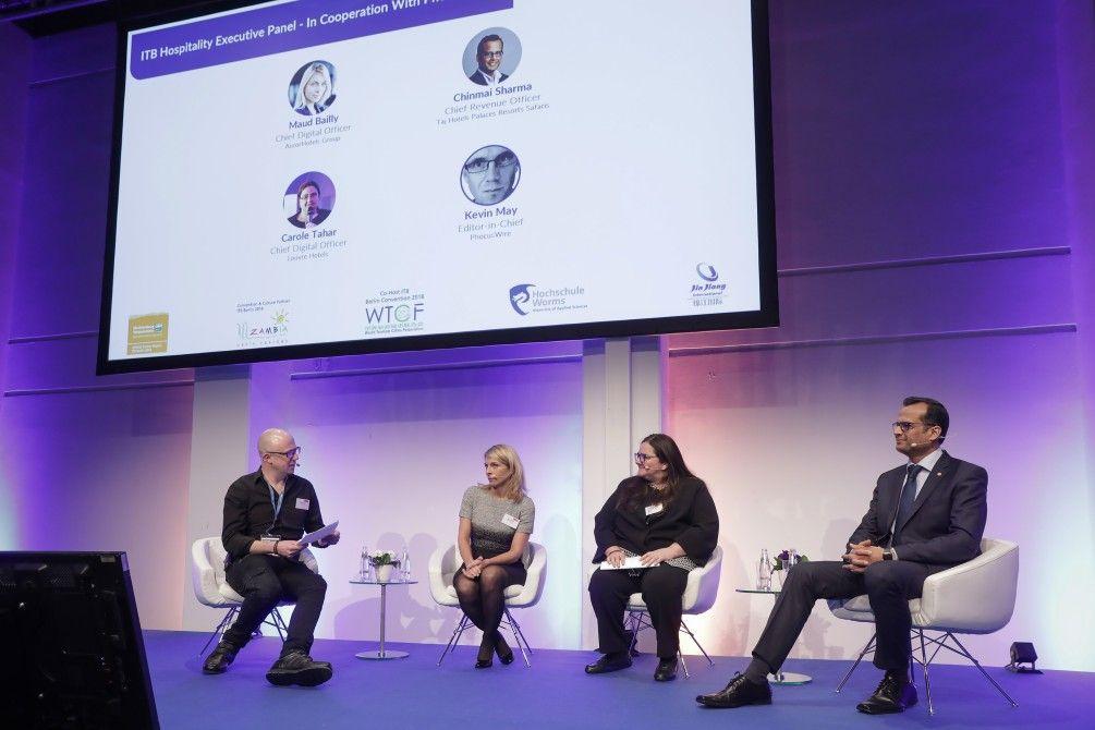 ITB 2018 - CEO Executive Panel