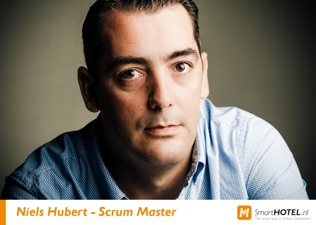 Niels Hubert - Scrum master