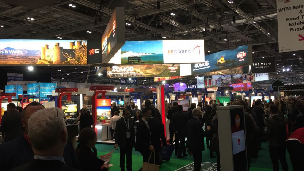 World Travel Market 2016 London