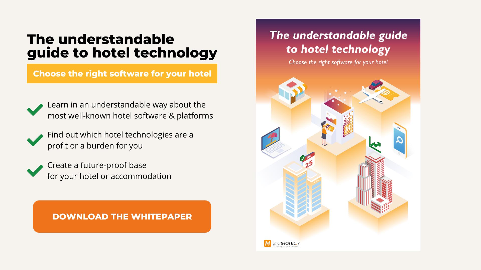whitepaper hotel technology