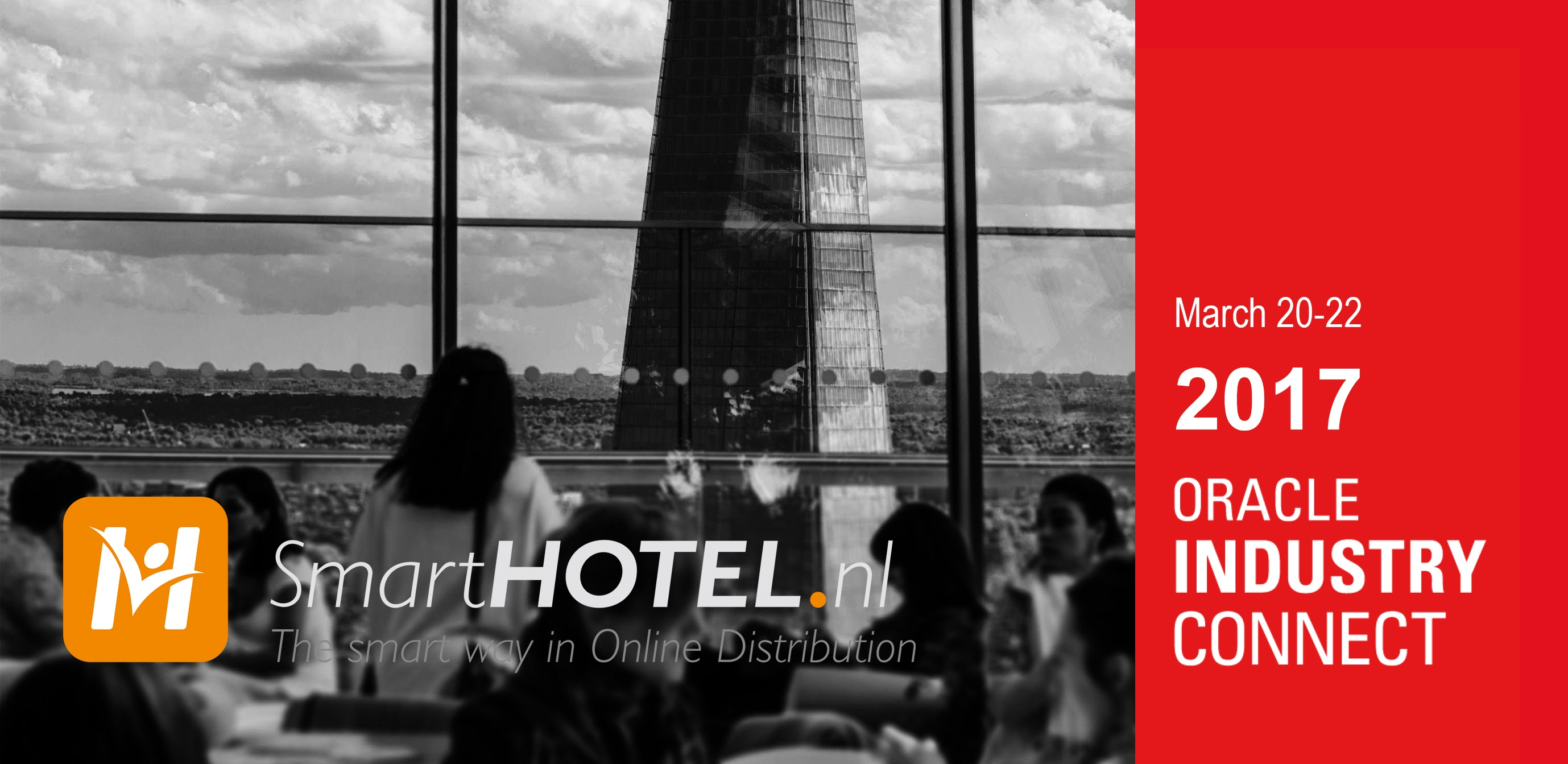 SmartHOTEL is attending: Oracle Industry Connect 2017