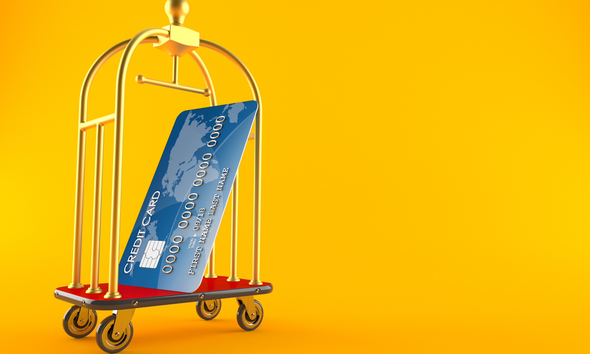How to handle credit card information in your hotel safely