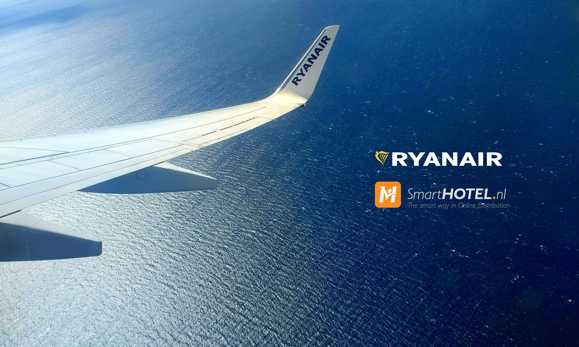 SmartHOTEL partners up with Ryanair to expand Ryanair Rooms service